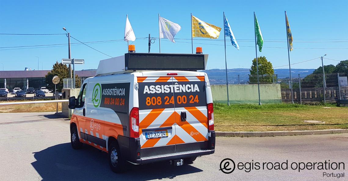 Egis Road Operation Portugal